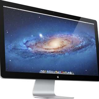 "Apple Thunderbolt Display 27"" LED"