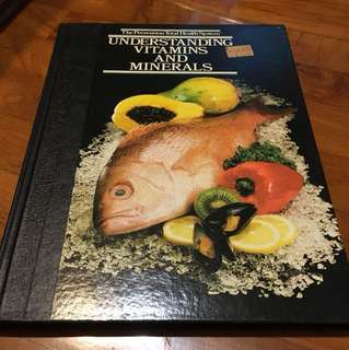 Understanding vitamins & minerals