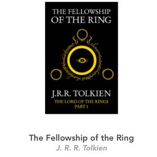 (eBook) The Fellowship of the Ring