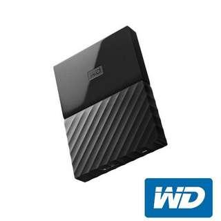 🚚 WD My Passport 2TB 2.5吋行動硬碟