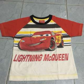 Cars Shirt for Kids