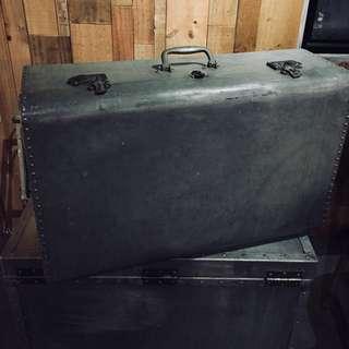 美國手提大鋁箱