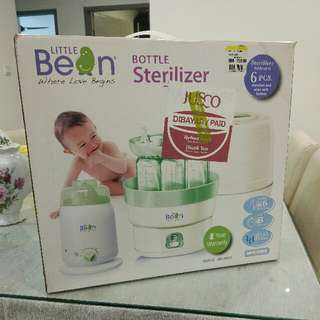 Bottle Sterilizer+Warmer