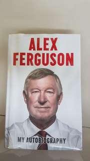 "Alex Ferguson ""My Autobiography"""