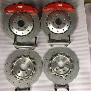 Audi RS5 Brake Kit Front 6 Rear 1 Recon