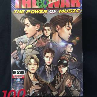 The War: Power of Music [EXO: 4th Album Repackaged]