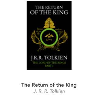 (eBook) The Return of the King
