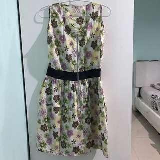 [Preloved] - Floral Dress