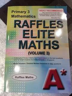 P3 English and Maths Assessment Books
