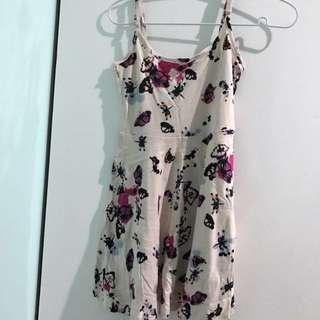 [PRELOVED] - Flower Dress