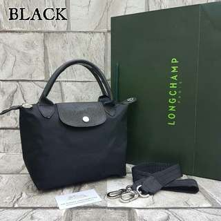 Longchamp Neo Small Black