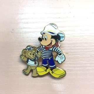 Duffy 米奇 pin
