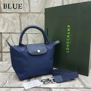 Longchamp Neo Blue Color