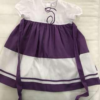 Baby Kiko Preloved Dress