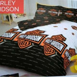 Bedcover Harley-Davidson
