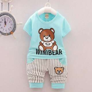 Kids boy set wear