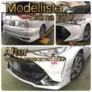 Toyota Estima 2017
