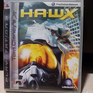 Ps3 tom clancy H.A.W.X