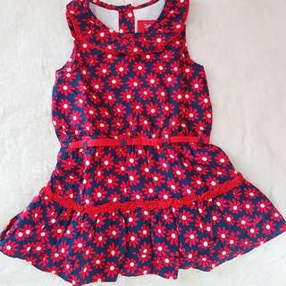 Preloved baby dress Sprout Baby