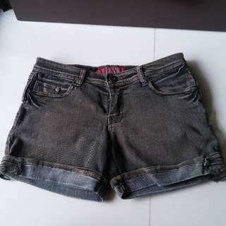 Preloved Hotpants brown color