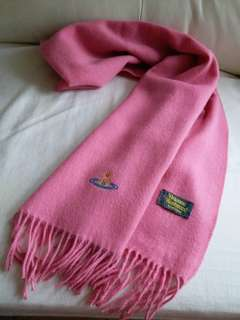 (95%New)Vivienne  Westwood 圍巾 頸巾