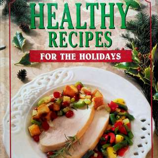 Healthy Recipes for the Holidays