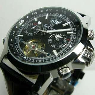 英國C.Jaerums 316-F2 系列 全自動機械手錶Automatic watch