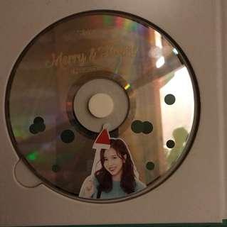 Twice Merry&Happy Mina碟連專