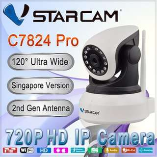 Vstarcam 7824 Pro IP camera