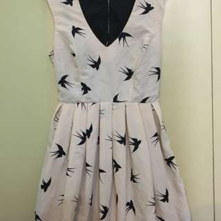Forever 21 Dress (Cut-out back)