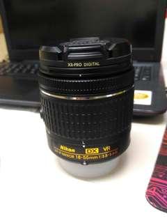 Nikon AF-P 18-55mm 1:3.5-5.6G