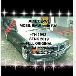 Mobil BMW Seri E36