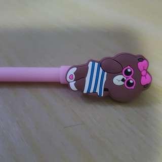 LINE Bear Gel Pen