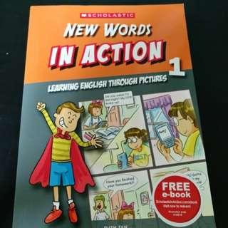 Scholastic in action series