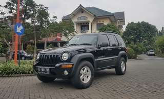 Jeep Cherokee Liberty V6 Limited Edition