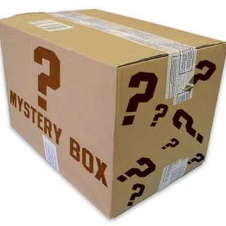 MYSTERY BOX 📦🎁🎉