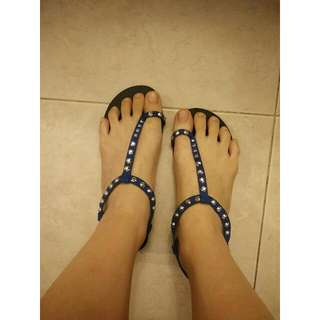 Charles & Keith Trendy Sandals
