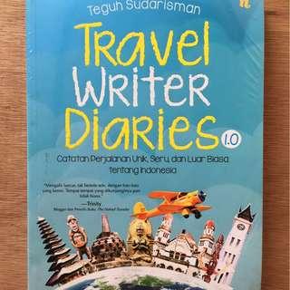 Travel Writer Diaries 1.0
