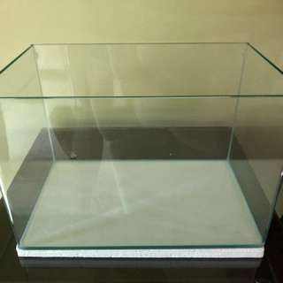 Fish Tank with canister filter