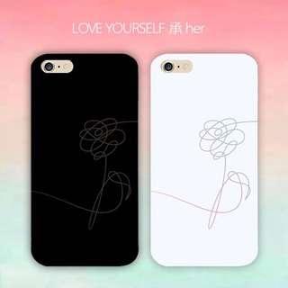 PO BTS LOVE YOURSELF CASE