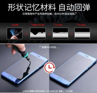 2x Oneplus 5 screen protector with anti crack protection