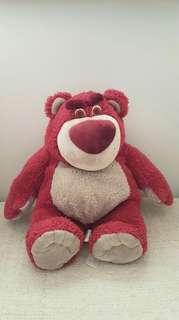 Toy Story Lotso stuffed toy