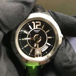 Authentic swatch