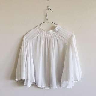 Keepsake the Label wide sleeve blouse