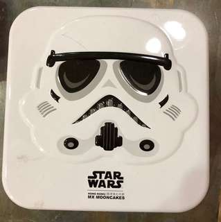 Stars Wars mooncake tin box by mei Xin