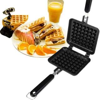 Waffle Maker pan teflon anti lengket