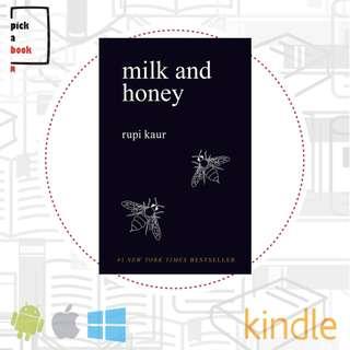Milk and Honey by Rupi Kaur E-book