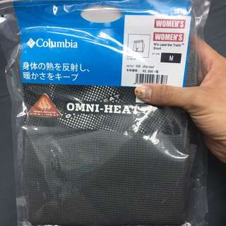 Columbia omni heat /shorts
