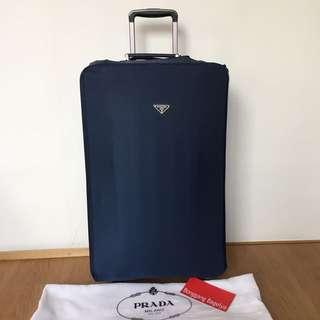 Prada Luggage Trolley