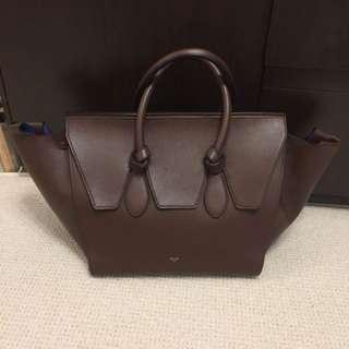 Celine medium tie bag